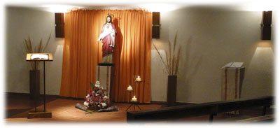 Oratorio Papa Francisco
