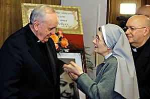 Nota a la Madre General publicada en el L'Osservatore Romano