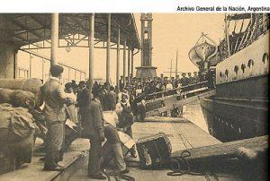 puerto de Buenos aires 1890