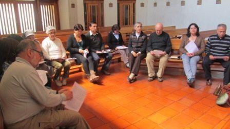 Colaboradores del Centro de Valdivia renuevan su Promesa