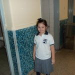 Alumna del colegio