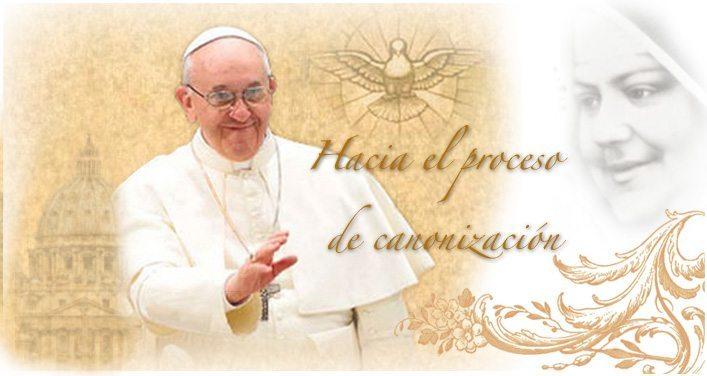 canonización Madre Eufrasia