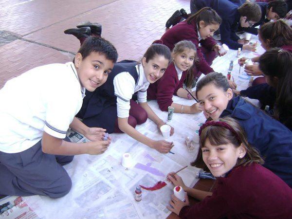 Actividades en el Colegio Sagrado Corazón de Jesús