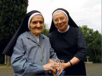 100 años de una Hija de la Inmaculada Concepción