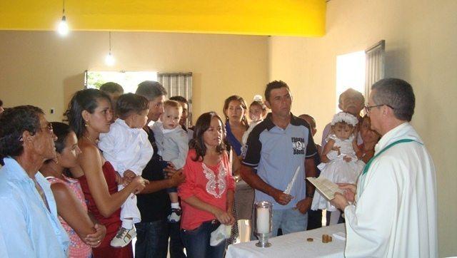 Inauguración Capilla San Antonio