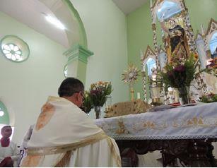Fiesta Patronal Parroquia San Vicente Ferrer
