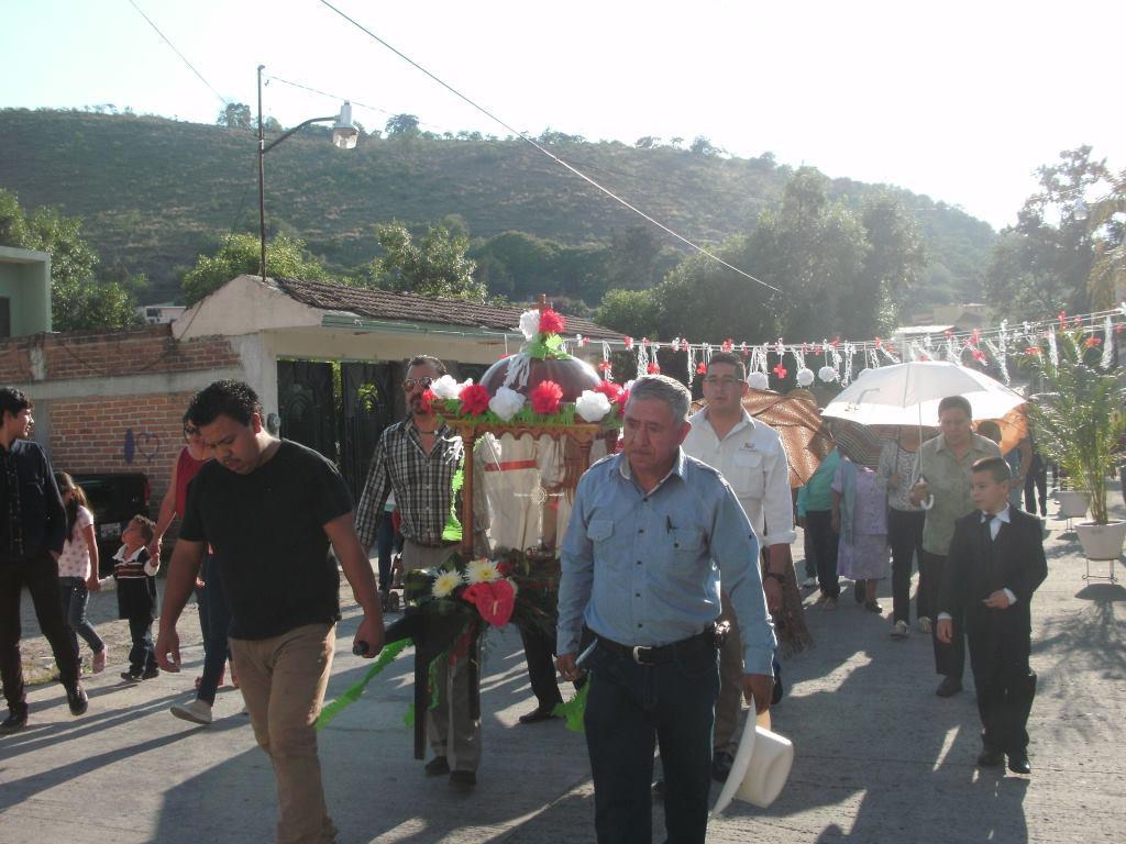 Fiestas Patronales en Zinapécuaro