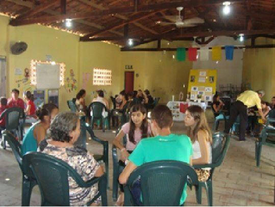 Pequeños misioneros