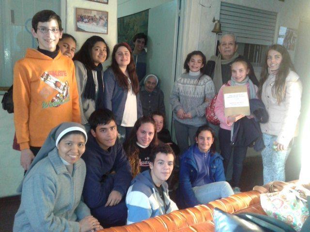Misión en vacaciones de invierno – Colonia Caroya