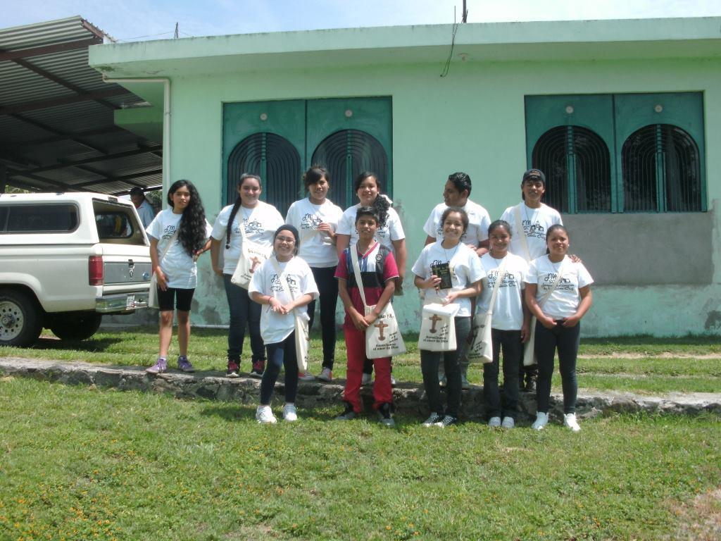 Pastoral juvenil en Zinapécuaro