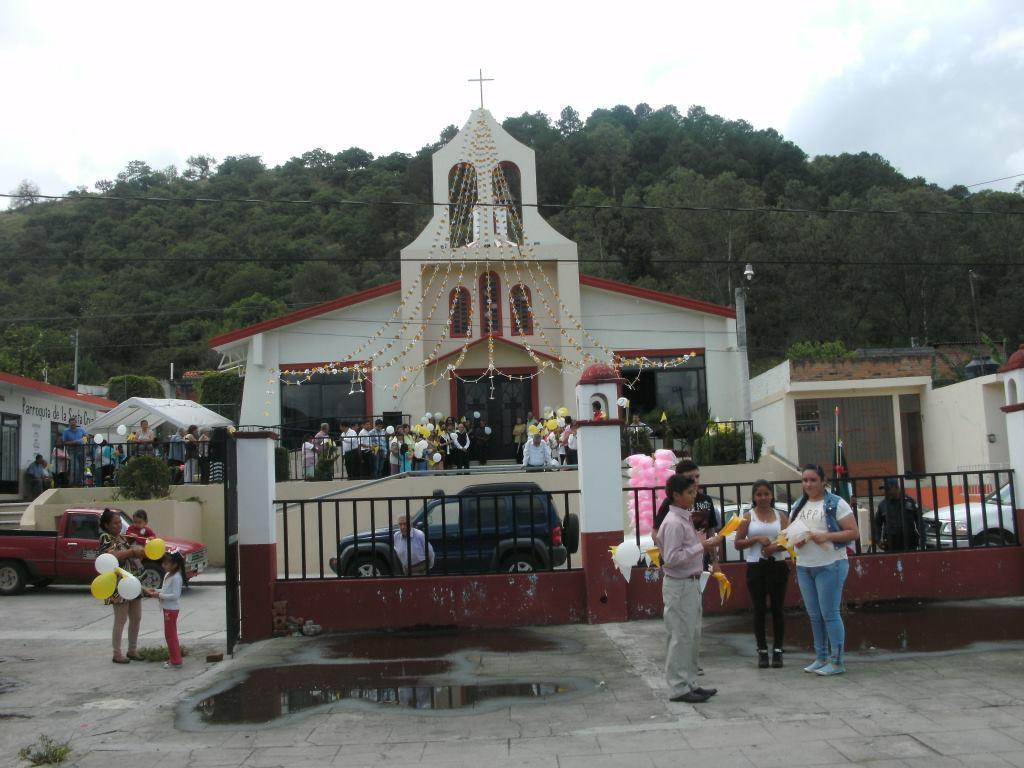 Consagración de nuestro templo parroquial