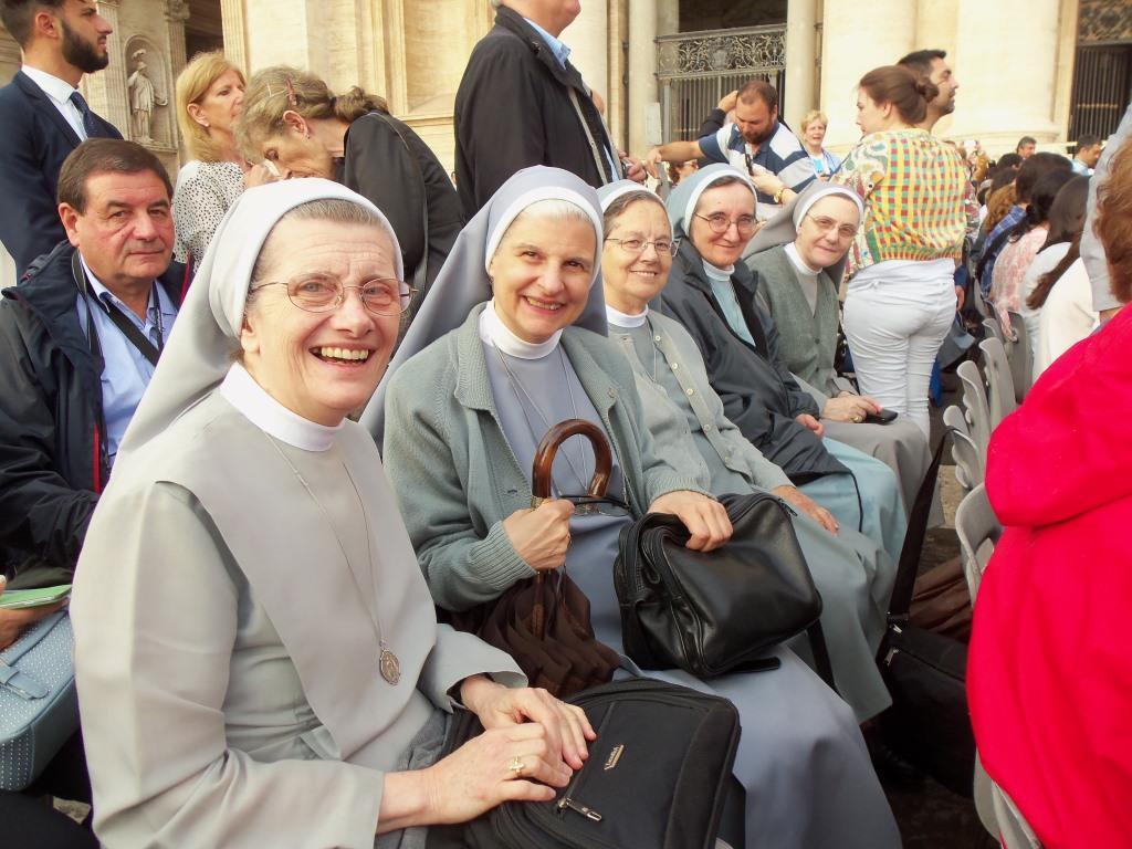 Junto a nuestro Papa Francisco
