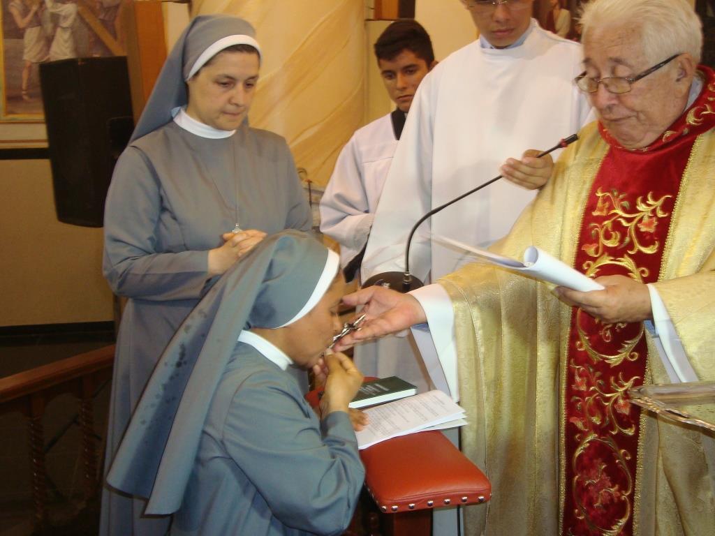 Un SÍ al Señor, como el de María