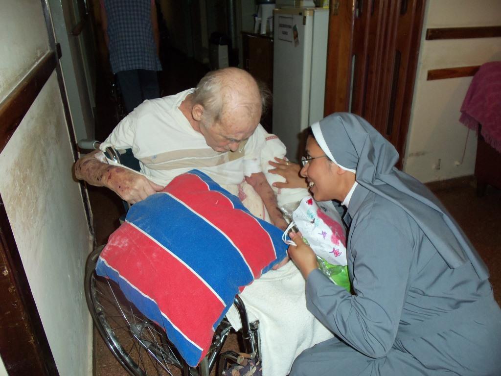 Niños FIC… Nonos FIC… y un gesto de amor