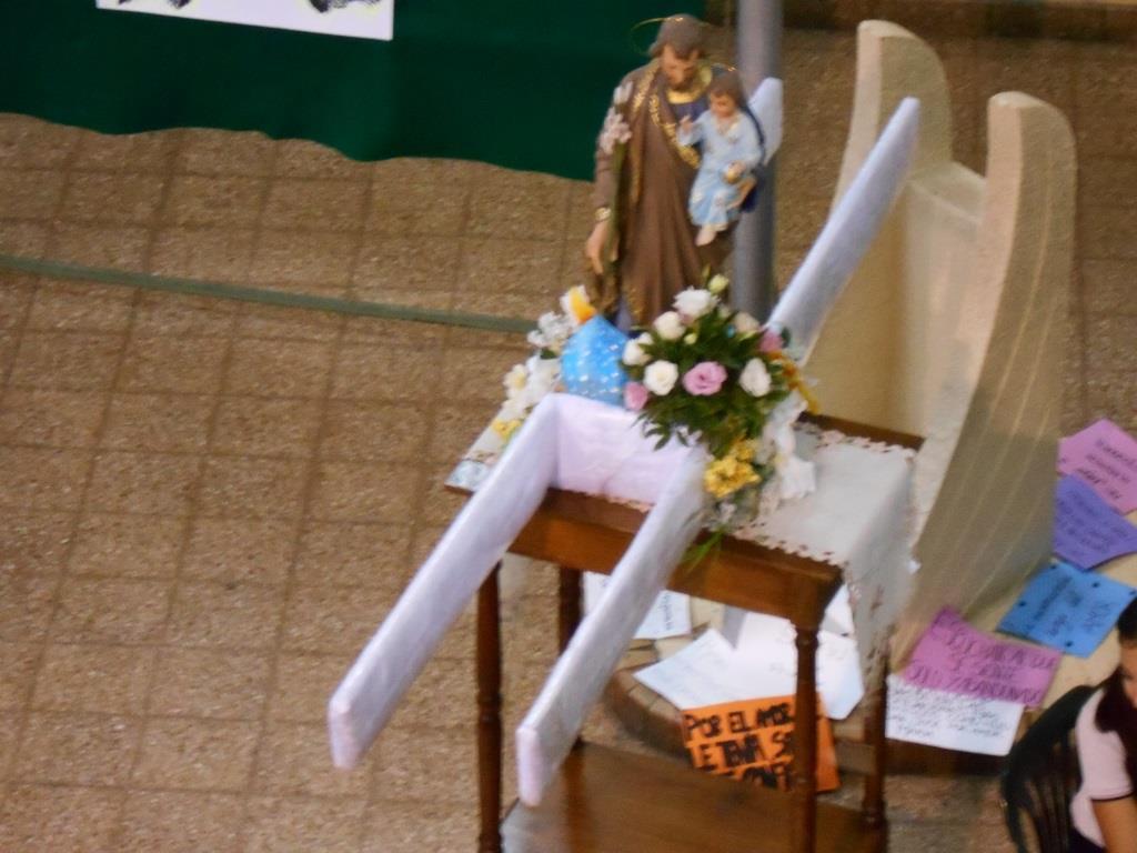 Mes en honor a nuestro Patrono, San José