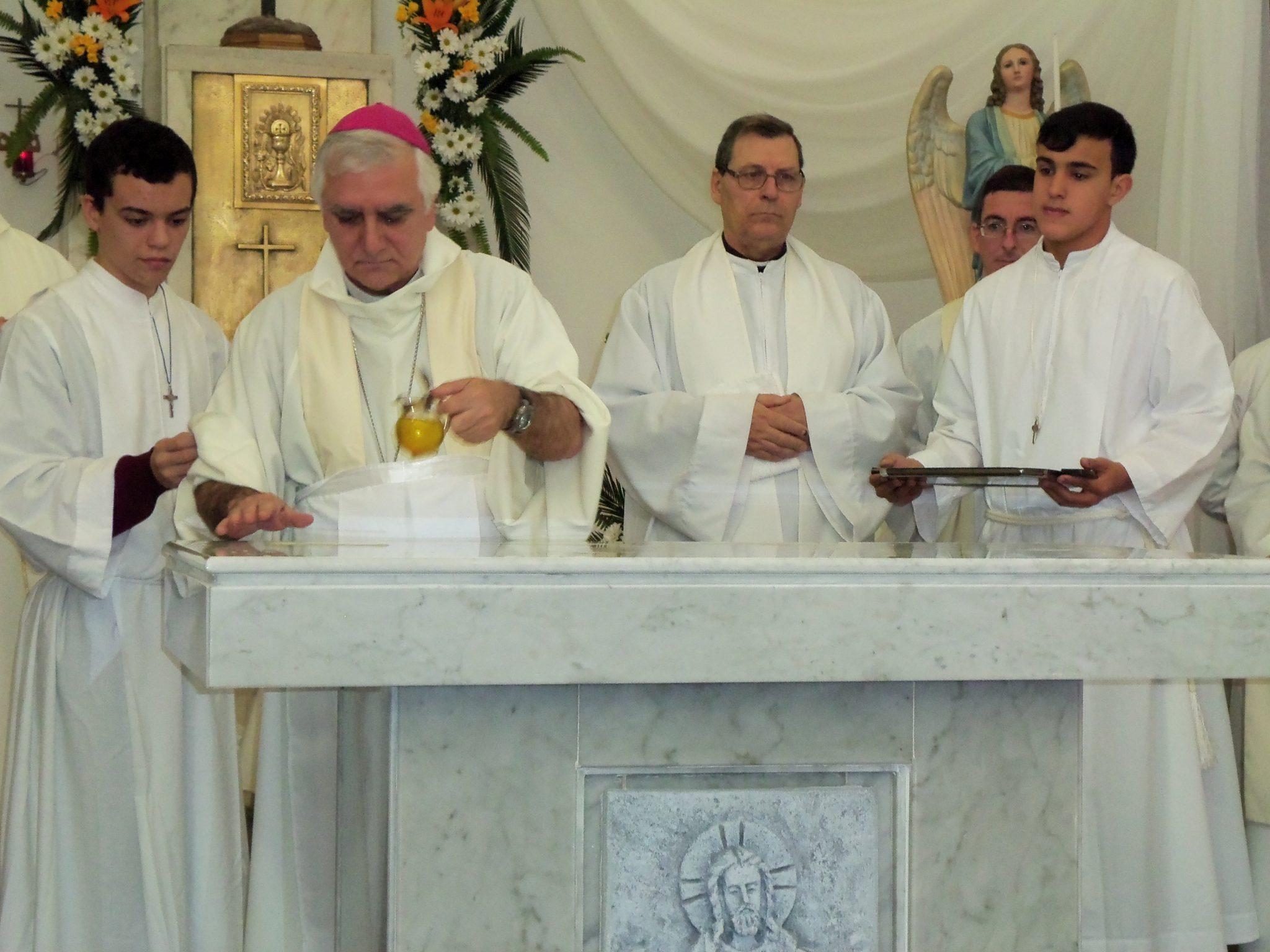 Centenario Capilla Colegio Sagrado Corazón de Jesús