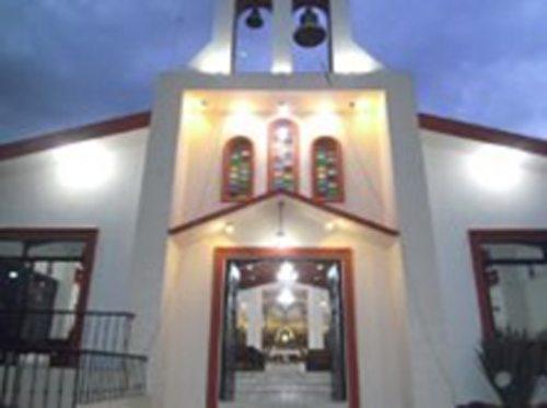 Fiesta en la Parroquia de la Santa Cruz
