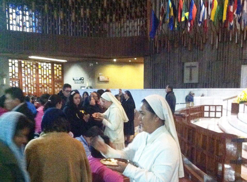 En la tierra de María de Guadalupe