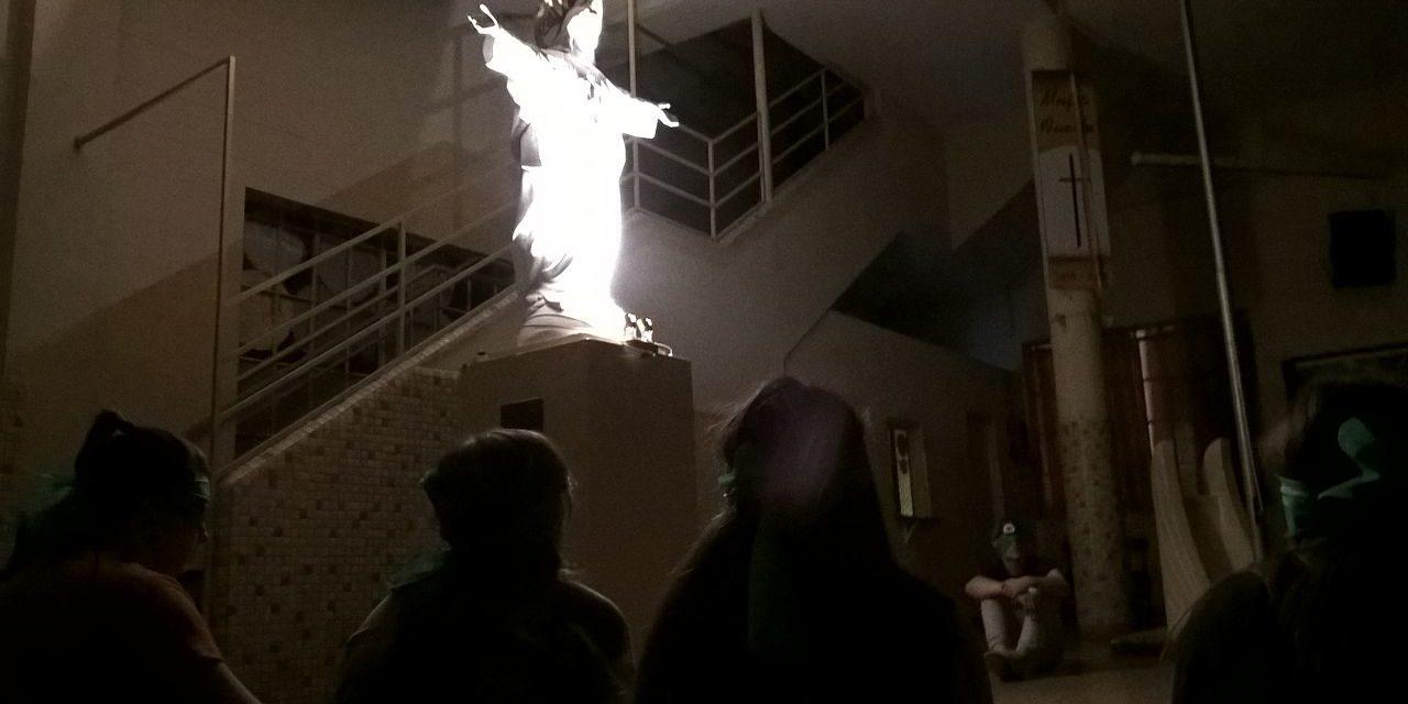 Retiro espiritual en el Colegio San José