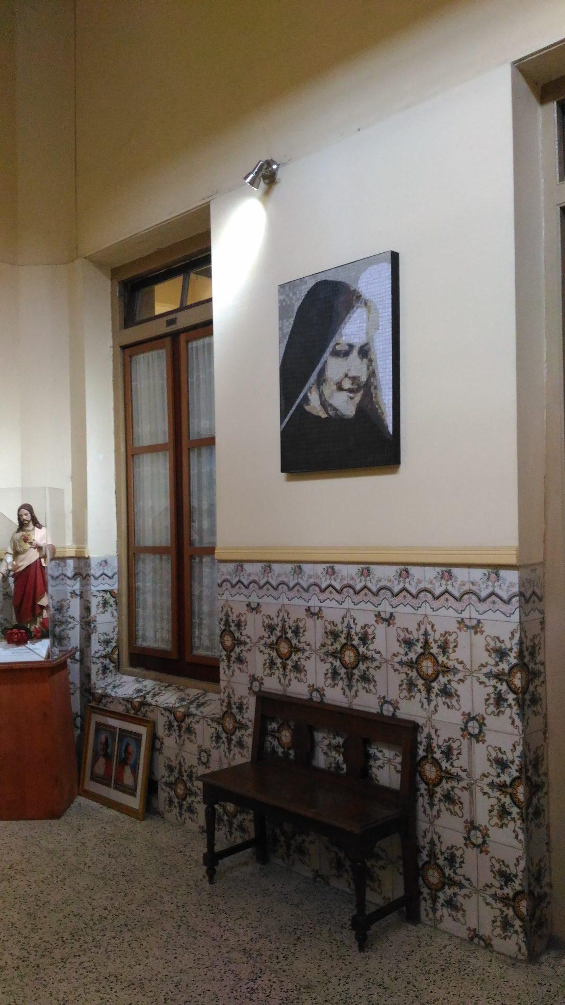 Homenaje a la Madre Eufrasia