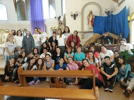 Misión de Navidad en Villa Inmaculada
