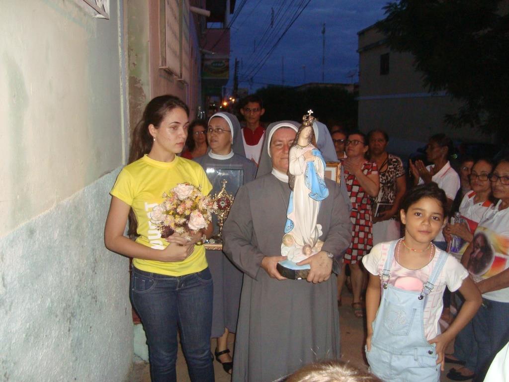 Jesús Eucaristía, el centro de nuestra casa