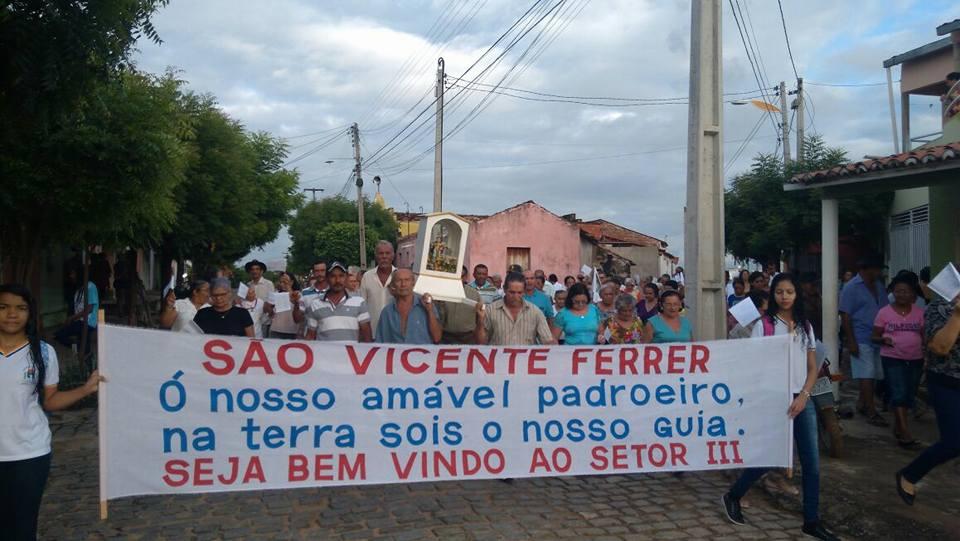 Novena de San Vicente Ferrer