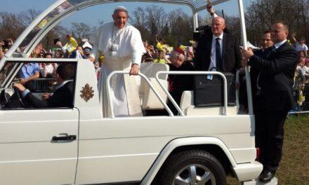 El Papa Francisco en Milán