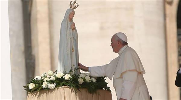 Abriendo el Año Centenario de la Virgen de Fátima