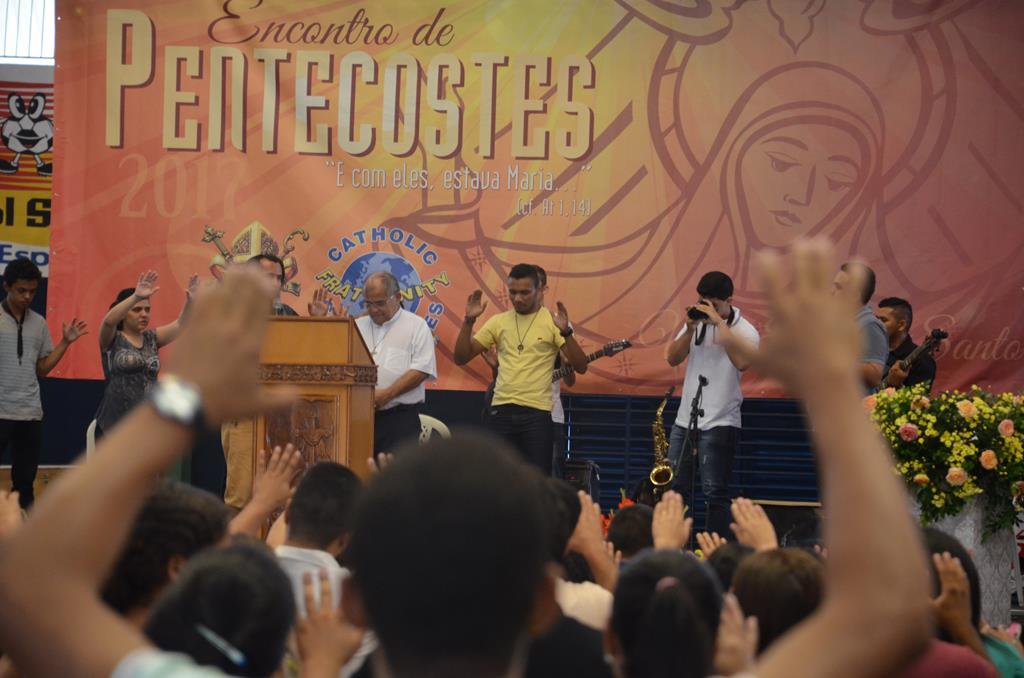 Pentecostés en Juazeiro del Norte