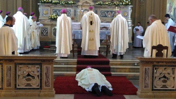 Ordenación Episcopal de Monseñor Carlos Rômulo