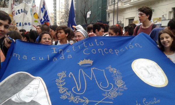 Marcha juvenil de Corpus Christi