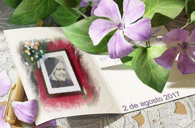Misa 101° Aniversario Madre Eufrasia