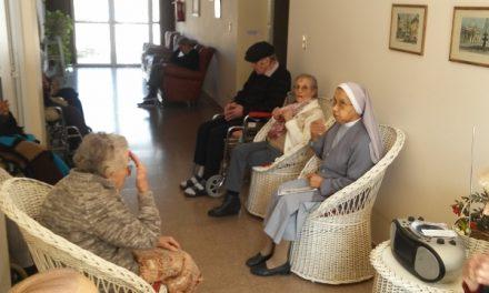 Junto a nuestros ancianos