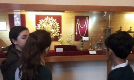 Los niños van al Museo Madre Eufrasia