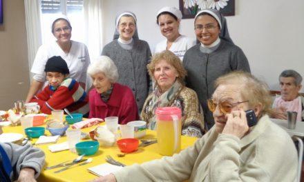 Al servicio de los niños y los ancianos