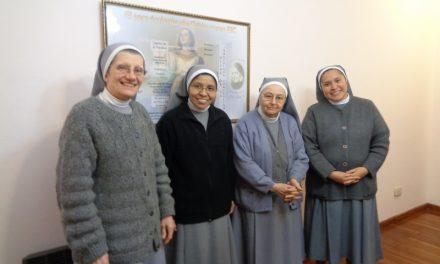 (Español) Nos visita la Madre General