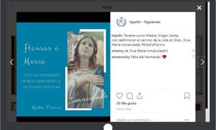 (Español) Seguinos en Instagram