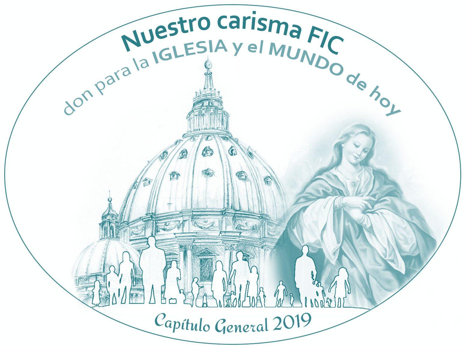 Logo Capítulo General 2019