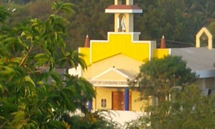 (Español) Inauguración nuevo templo parroquial