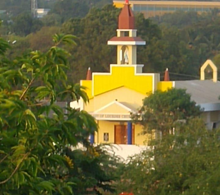 Inauguración nuevo templo parroquial