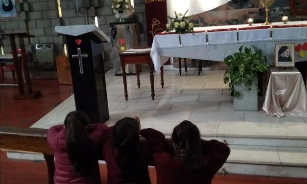 15 minutos con Jesús Eucaristía