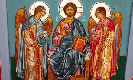 Pintando Iconos