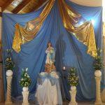 Coronación a la Inmaculada Concepción