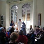 Jornada espiritual en la comunidad de Milán