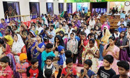 Fiestas Patronales y Primeras comuniones en Hubli