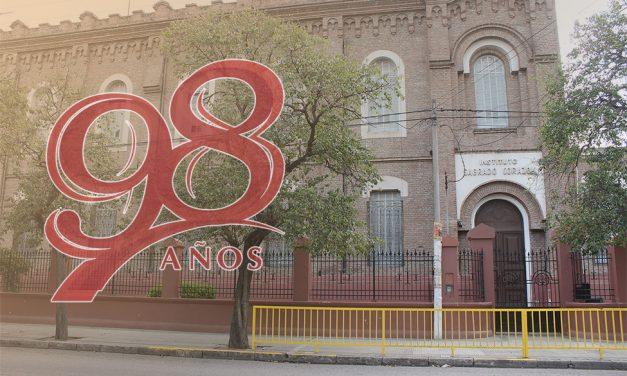 ¡Felices 98 años!