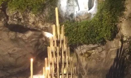 Peregrinación vocacional a Lourdes