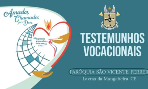Semana vocacional en Brasil
